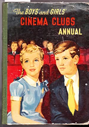 The boys' and girls' Cinema Club Annual