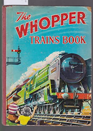 Whopper Trains Book