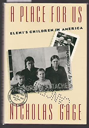 A Place for Us - Eleni's Children in America