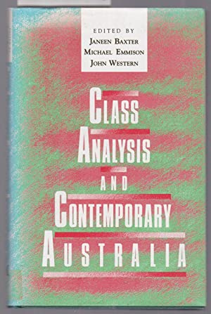 Class Analysis and Contemporary Australia