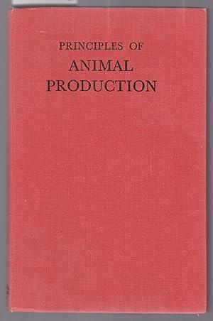 Principles of Animal Production: McMeekan, C. P.