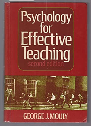 Pschology for Effective Teaching