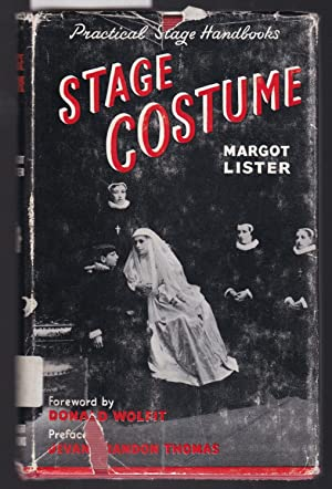 Stage Costume - Practical Stage Handbooks