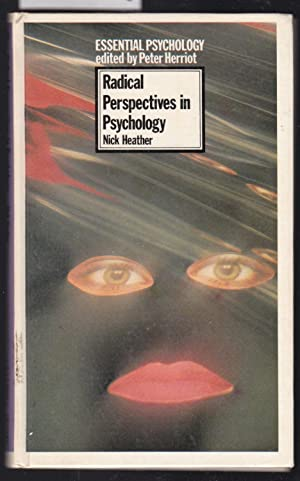 Radical Perspectives in Psychology