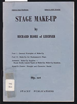 Stage Make Up By Richard Blore of Leichner