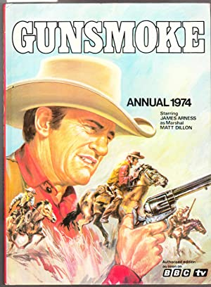 Gunsmoke Annual 1974