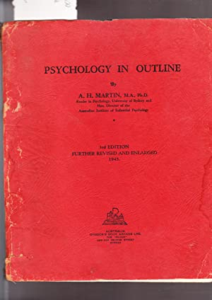 Psychology in Outline