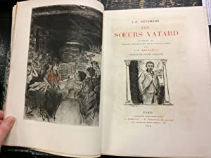 Les Soeurs Vatard: Huysmans, J. K.
