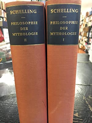 Philosophie der Mythologie I and II