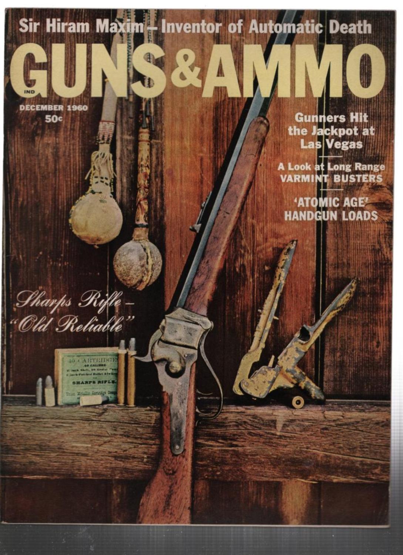 Guns & Ammo magazine December 1960