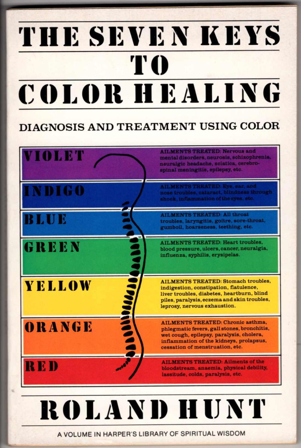 The Seven Keys to Color Healing: Diagnosis