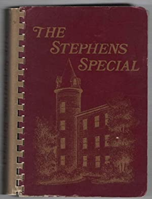 The Stephens Special (cook book)