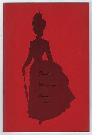 Famous Wisconsin Women Volume 5: Women's Auxiliary