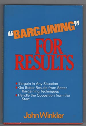 Bargaining for Results