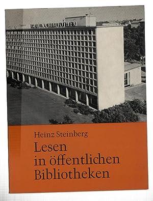 Lesen in Offentlichen bibliotheken: Reading in German: Steinberg, Heinz