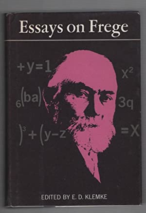 Essays on Frege: Klemke, E. D.