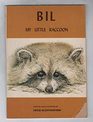 Bil: My Little Raccoon: Klopfenstein, Fritzi