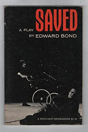 Saved: Bond, Edward