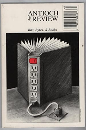The Antioch Review: Bits, Bytes, and Books: Summer 1996 Volume 54 Number 3