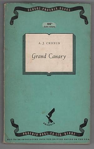 Grand Canary (Scherz Phoenix Books 96): Cronin, Archibald Joseph