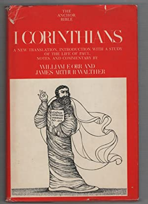I Corinthians: A New Transational (The Anchor: Orr, William F.;