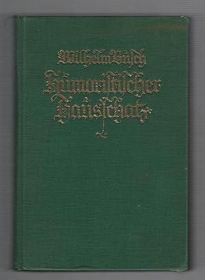 Humoristischer Hausschatz. Band 2.: Busch, Wilhelm