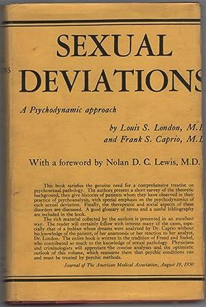 Sexual Deviations: London, Louis S.;