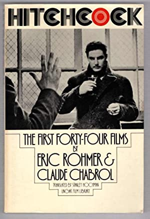 Hitchcock, the First Forty-Four Films: Rohmer, Eric