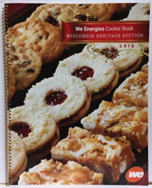 We Energies Cookie Book: Wisconsin Heritage Edition 2016