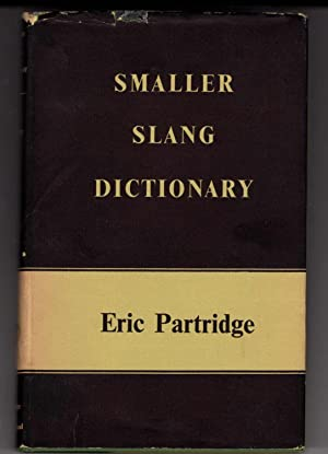 Smaller Slang Dictionary