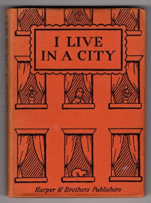 I Live in a City (The Nursery: Tippett, James S.