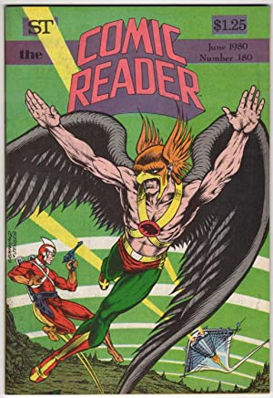 The Comic Reader Number 180, June 1980