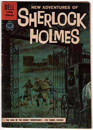 New Adventures of Sherlock Number 1169, March-May 1961: The Case of the Deadly Inheritance / The ...