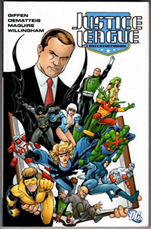 Justice League International Volume Two