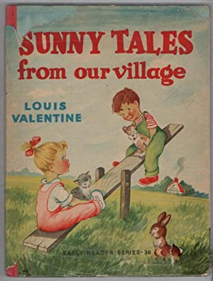 Sunny Tales from Our Village: Valentine, Louis