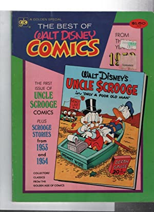 The Best of Walt Disney Comics From The Year 1952 Featuring Uncle Scrooge