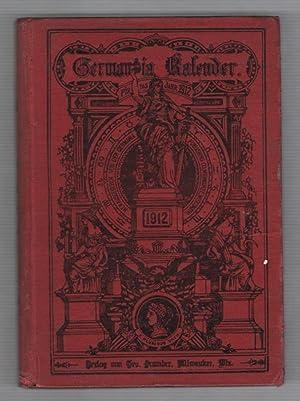 Germania Kalender 1912: N/A