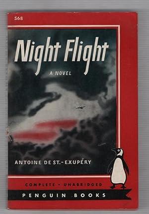 Night Flight: de Saint-Exupery, Antoine