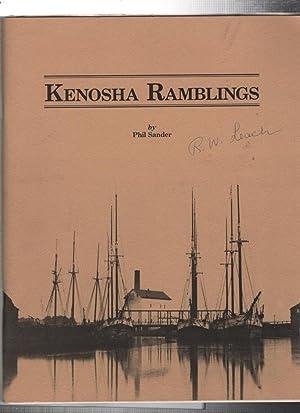Kenosha Ramblings: History, Adventure and Ramblings: Sander, Phil