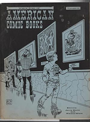 The Who's Who of American Comic Books Volume II