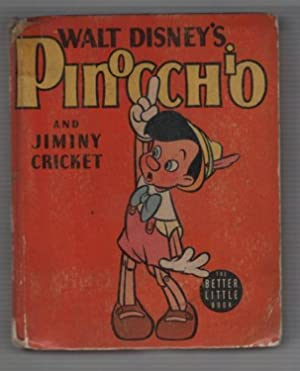 Walt Disney's Pinocchio and Jiminy Cricket: N/A