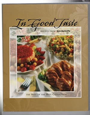 In Good Taste: Recipes from Beta Sigma Phi
