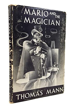 Mario and the Magician: Thomas Mann