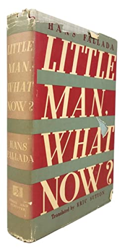 Little Man, What Now?: Hans Fallada