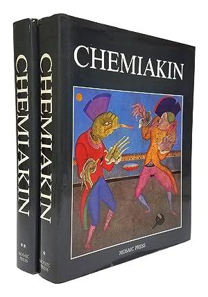 Mihail Chemiakin (Vol. 1: Russian Period, Paris: Mihail Chemiakin