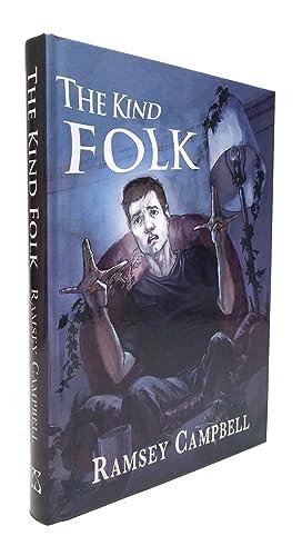 The Kind Folk: Ramsey Campbell