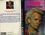 Sting et le groupe police (masque jeunesse)