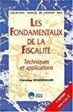 Les fondamentaux de la fiscalités, 2e édition - Schoenauer, C.