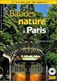 Balades nature à paris - Feterman, Georges