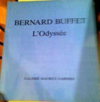 Bernard Buffet - L'Odyssée - Exposition GALERIE MAURICE GARNIER 1994 - Galerie Maurice Garnier